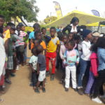 Mandela Day at Ahitirisaneni Community Centre - Soshanguve
