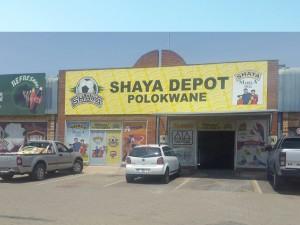 Polokwane depot