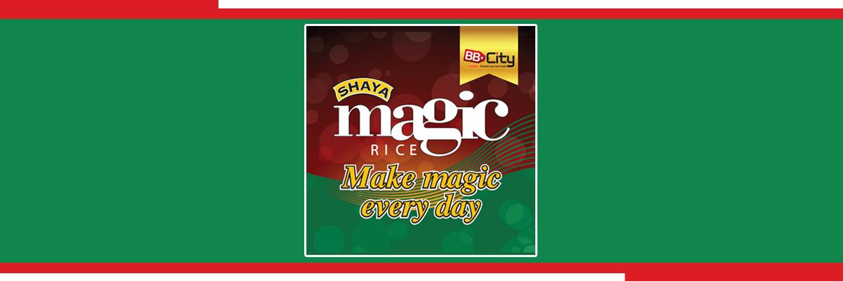 magic rice