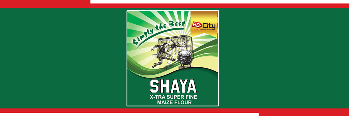 shaya maize flour