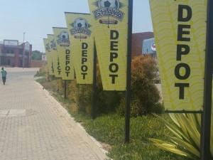 Shaya Depot
