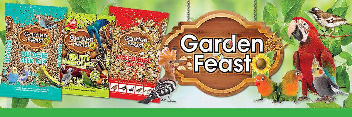 Garden Feast Slider
