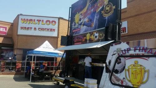 Launching the new promotion trailer at Soshanguve (2)