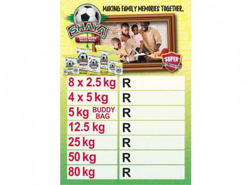 Shaya Price poster