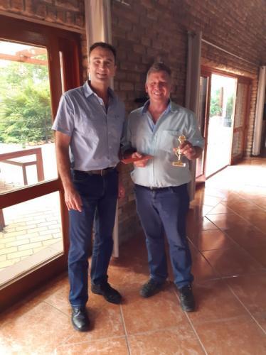est Sales Alternative products 2018 – Gideon van der Merwe & Hannie Joubert