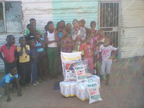 Charity Donations in Gauteng: June 2017