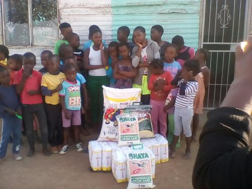 Charity Donations in Gauteng: June 2017