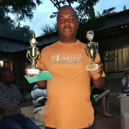 Robert Sibisi - Sales Person of the year 2017