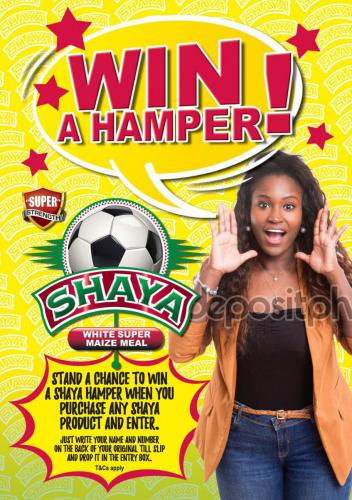 Shaya Poster competition - win a hamper, Sept 2017, Bela Bela